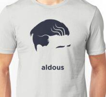 Aldous Huxley (Hirsute History) Unisex T-Shirt