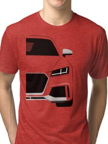 Coupe Front-end Tri-blend T-Shirt