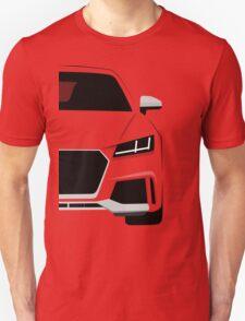 Coupe Front-end Unisex T-Shirt