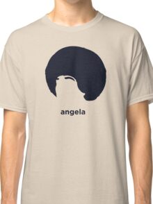 Angela Davis (Hirsute History) Classic T-Shirt