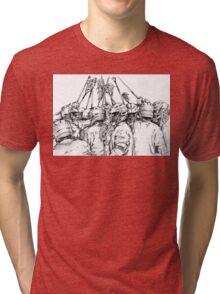 Game Time Tri-blend T-Shirt