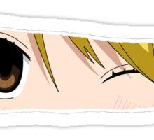 fairy tail lucy heartfilia anime manga shirt Sticker