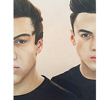 dolan twins Photographic Print