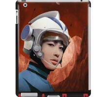Mars One Retro Sci-Fi Astronaut iPad Case/Skin
