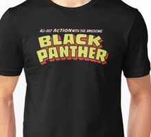 Black Panther - Classic Title - Clean Unisex T-Shirt