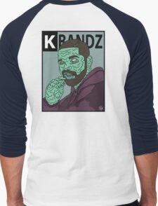 Drake K Bandz Men's Baseball ¾ T-Shirt