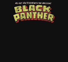 Black Panther - Classic Title - Dirty Unisex T-Shirt