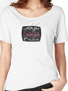 Saga Women's Relaxed Fit T-Shirt