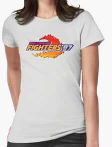 The King of Fighters '97 (Neo Geo Title Screen) T-Shirt