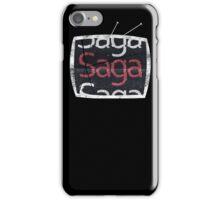 Saga iPhone Case/Skin
