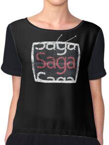 Saga Chiffon Top