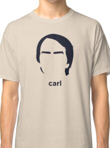 Carl Sagan (Hirsute History) Classic T-Shirt