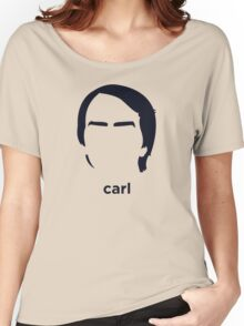 Carl Sagan (Hirsute History) Women's Relaxed Fit T-Shirt