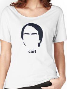 Carl Sagan (Hirsute History) Women's Relaxed Fit T-Shirt