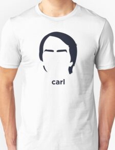 Carl Sagan (Hirsute History) Unisex T-Shirt
