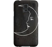 La Luna - Tarot in Black Samsung Galaxy Case/Skin