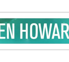 Ben Howard Sticker