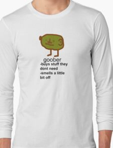 Goober Long Sleeve T-Shirt