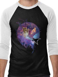 Space Purrmaid Men's Baseball ¾ T-Shirt
