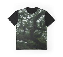 Angel Oak ~ Painterly Graphic T-Shirt