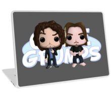 Game Grumps Pop! Vinyl Design (Danny & Egoraptor) Laptop Skin