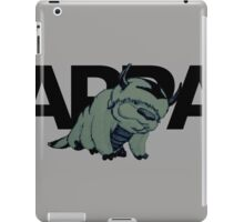 Fifty shades of Appa iPad Case/Skin