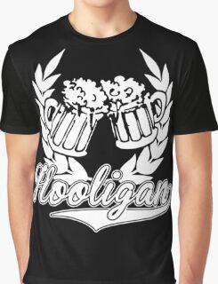 Hooligan : Beer! Graphic T-Shirt