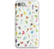 katamari phone case iPhone Case/Skin
