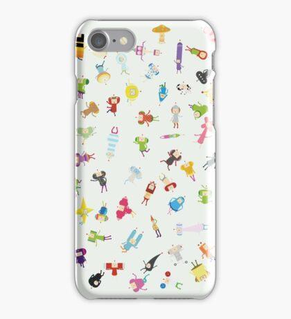 katamari phone case iPhone Case/Skin