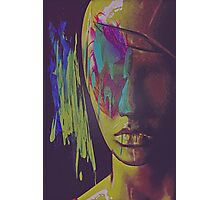 Judgement Figurative Abstract Portrait Photographic Print