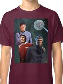 Three Spock Moon Classic T-Shirt