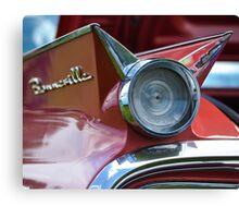 1959 Pontiac Bonneville Hardtop Canvas Print