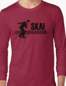 Ska ! Long Sleeve T-Shirt