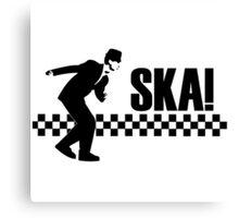 Ska ! Canvas Print