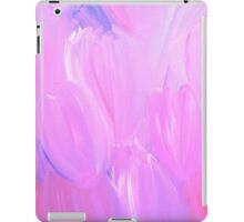 Tiptoe through the Tulips  iPad Case/Skin