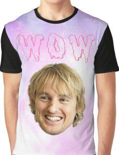 Owen WOWson Graphic T-Shirt