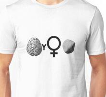 Brainy Girls ROCK Unisex T-Shirt