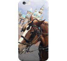 Main Street Ponies iPhone Case/Skin