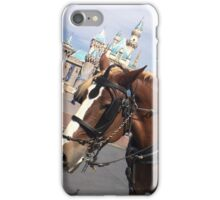 Main Street Ponies iPhone Case/Skin