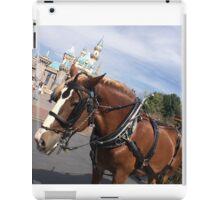 Main Street Ponies iPad Case/Skin