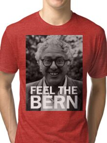 Feel the Bern Tri-blend T-Shirt