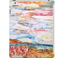 Welcome iPad Case/Skin