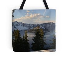Crater Lake - Spring Tote Bag