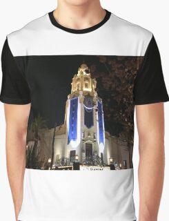 Carthay Circle Graphic T-Shirt