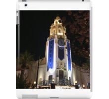 Carthay Circle iPad Case/Skin