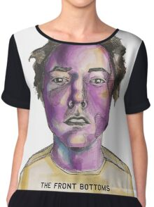 The Front Bottoms Chiffon Top