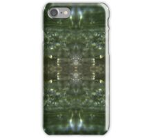 Flower Stem Pattern iPhone Case/Skin