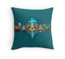 Legue Of Legends Throw Pillow