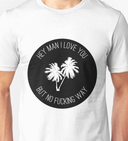 Twin Sized Mattress Lyrics  Unisex T-Shirt