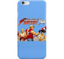 The King of Fighters '94 (Neo Geo) iPhone Case/Skin